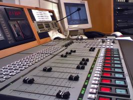 Sound Mixing Console for Studio Production by BillyNikoll