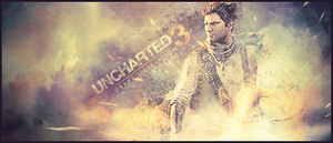 Uncharted 3: Drake's Deception by Web5teR