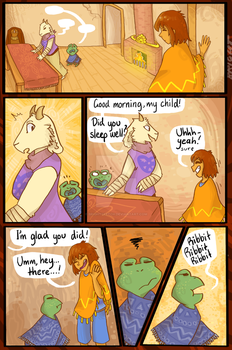 Undersand - Chapter 1 - Page 27 by BrightSketch