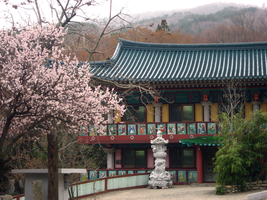South Korea - Buddhist Temple by texantransplanted