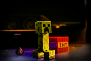 Creeper by xtcvv2