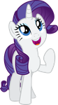 Vector 27} Rarity in Manehattan by eipreD