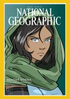 Korra National Geo by Inspector97