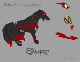 Sharp - The father... by Slixen