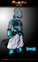 Dragonball Online character: BOOM by Neoluce