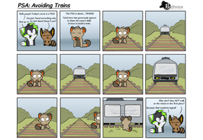 Dear Pennsylvanians: Trains by TahkiBK