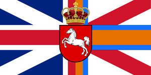 Flag of the Britannic Kingdom by lamnay