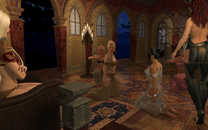 New Decorations for the Throne Room 06b by StefanieWalker