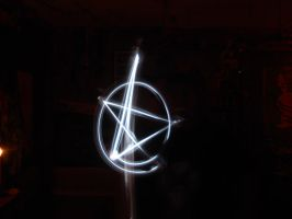 penticle in the dark by october84stardust