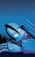 Iron Giant by cheakygirl