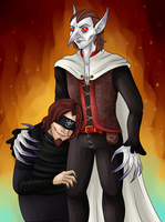 Count Vladikov by Kingfisher-Gryphon