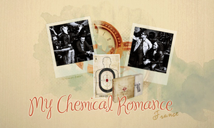 My Chemical Romance Official Forum French by Crazy-Sweet
