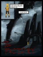The Factory: Page 1 by Khaiya