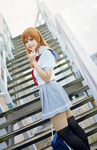 Love Live Sunshine cosplay // Kunikida Hanamaru by DAIxSORA