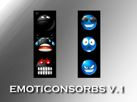 Windows 7 Emoticon Orbs by Rnettv