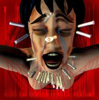 Tortured Victim 1 by thorn911