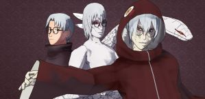 [MMD NARUTO] Seriousness in my by FridaUchiha