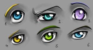 Guess who's eyes.. by bbfan77