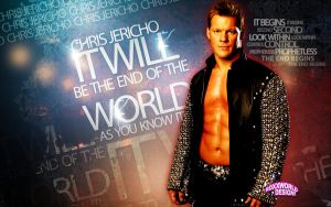 Chris Jericho Wallpaper WWE by roXx81