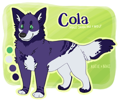Cola by m00nster