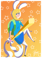 AT - Fionna the Human by thanksforthetea