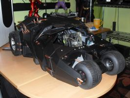 Bat Tumbler PC 3 by lorenzo112