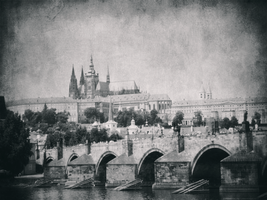 Prague - old photo by QuEeN-MiUsHkA