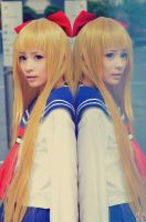 Sailor Moon: Minako Aino by xxpuffy