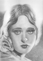 Dolores Costello by Karentownsend