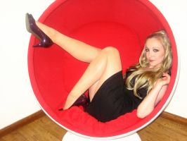 ballchair_stock 100 by VirnaLamour-Stock