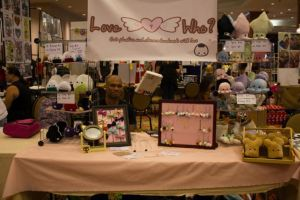 A-kon 23 Table by Love-Who