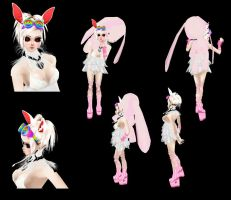 reference of IMVU's Teruko by Teruchan
