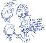 P4: Angry Detective Yells At Highschooler by InsaneMonkey46