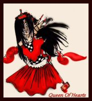 Queen of Hearts - Blissfulblue by Alice-fanclub