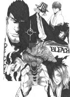 Bleach Deicide Poster by GrimmjawJack