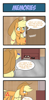 Pony 4 Koma - Memories by Reikomuffin