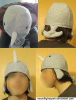 Narwhal Hat (old) by Like-a-Surr