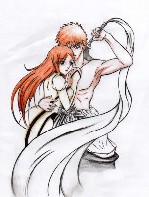 I will protect you: IchiHime by HicchanInWonderlan