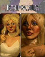 Holli Would (If She Could) by Hannabal Marie by HannabalXMarie