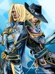 SoulCalibur: Siegfried and Raphael by Hassly