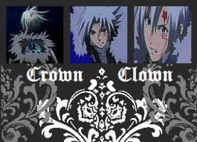 D. Gray-man_Crowned Clown by ImaginaryGirl10722