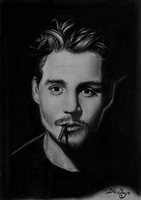 Johnny Depp by Kotomarii