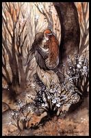Copy - The kiss - Gustaf Tenggren by Sieskja