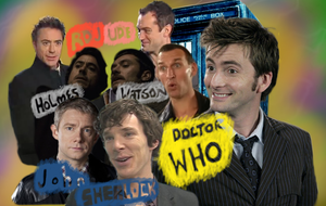 WhoLock wallpaper by ExtremlySelfishChild