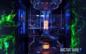 DOCTOR WHO: TIMELORD by CSuk-1T