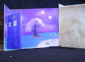 Doctor Who Pop Up-Seventh Page by wulfae