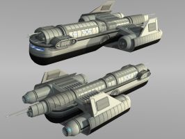 8 Hour Dropship 1 by Mallacore