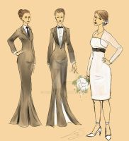 Dress Designs by Berende