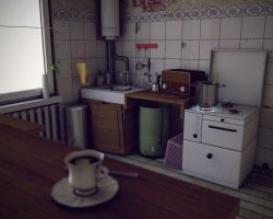 Kitchen by masin