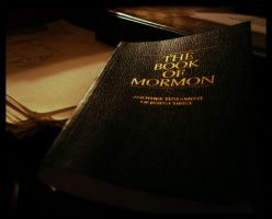 Book of Mormon by nocturnalEcho